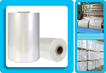 PE STRETCH FILM JUMBO