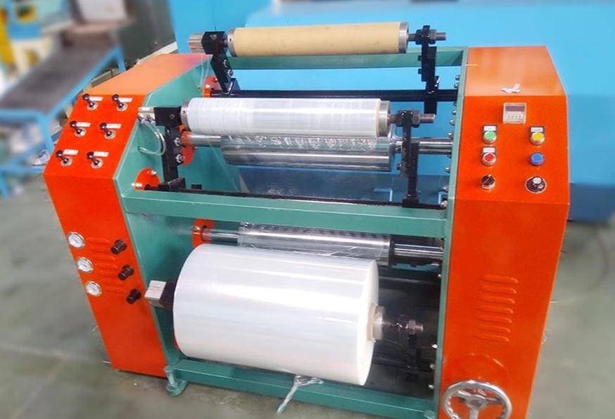 Nguyên liệu, máy móc sản xuất màng PE